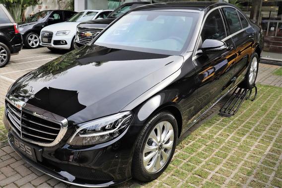 Mercedes Benz C 180 Avantgarde 19/19 Blindada Bss Zero Km