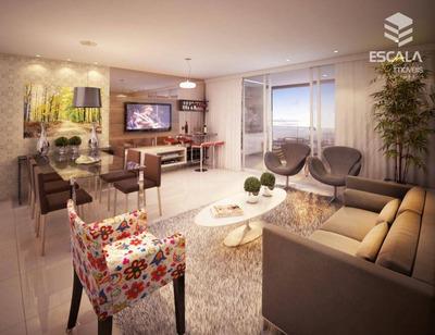 Apartamento À Venda Na Parquelândia, Pronto Para Morar, Novo, 151,31m2, 3 Suítes. Financia. - Codigo: Ap0681 - Ap0681