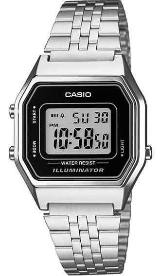 Relógio Casio Digital Vintage La680wa-1df Unissex