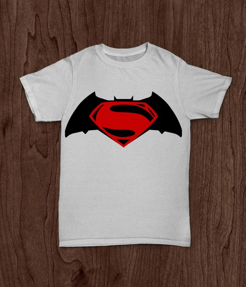 Remerav Batman V Superman Logo
