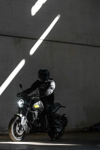Imagen 1 de 11 de Benelli Leoncino 250 Abs Riccia Motos