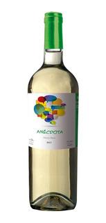 Vino Blanco Anécdota Blanco 375 Ml
