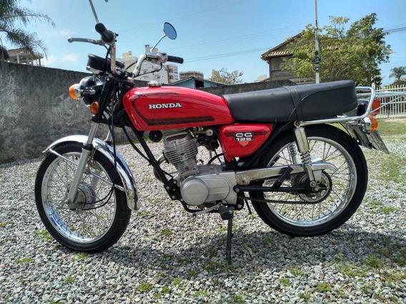 Honda Honda Cg 82