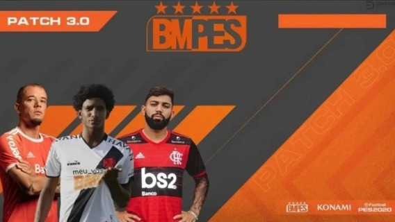 Patch Bmpes 3.0 + 3.9 - Pes 2020 Pc