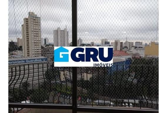 Excelente Apartamento Localizado No Centro De Guarulhos - Ap239