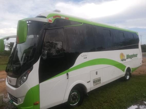 Buseta Hino 300 2016 Full Equipo! Servicio Especial Poco Km