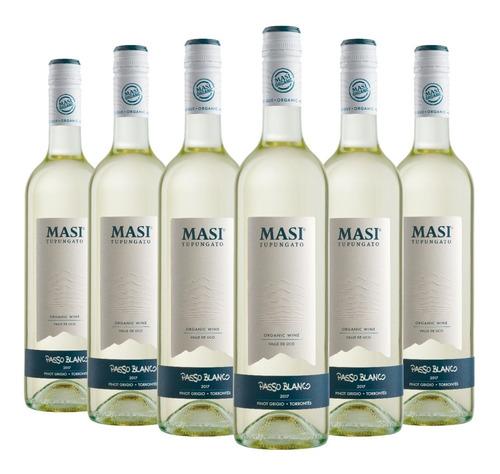 Imagen 1 de 1 de Vino Masi Organic Passo Blanco 2018 Distribución Oficial!!!!