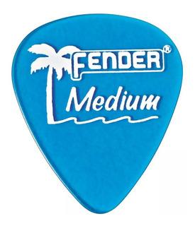 Pua Fender 098-1351-802 California Clear Lake Blue Medium