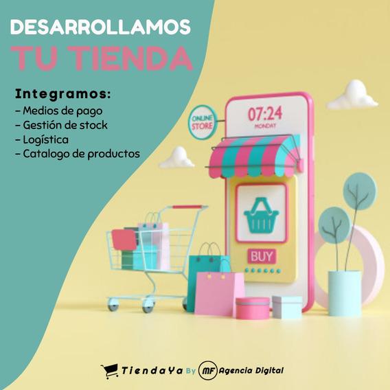 Diseño De Tienda Online + Dominio + Hosting + Sin Comisiones