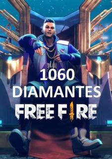 Diamantes Free Fire 1060 Y 106 De Regalo Entrega Por Id