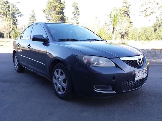 Mazda 3 Version 1.6 S 2008