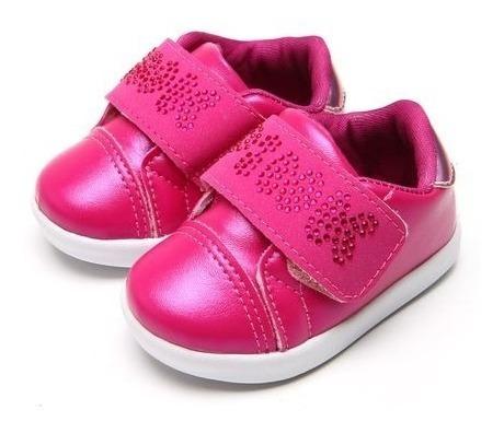 Tênis Pampili Pompom Pink - 108059