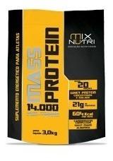Mass Protein 3kg Hipercalorico
