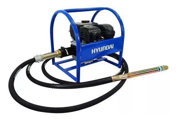 Vibrador De Concreto 6.7 Hp Hyundai Hyvck67 Envío Gratis