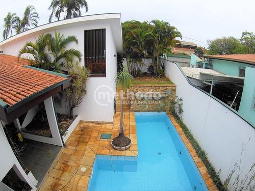 Casa À Venda Parque Nova Campinas Em Campinas Sp - Ca00435 - 68380040