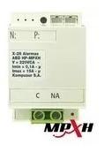 Aed-1h Mpxh Módulo Control De Dispositivos Eléctricos