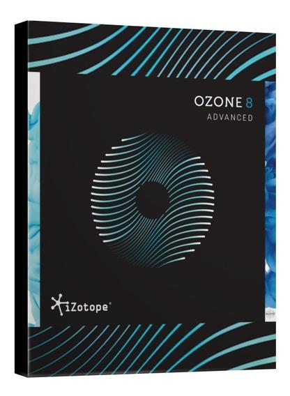 Izotope Ozone 8 Advanced - Plugin Completo Vst Aax - Windows