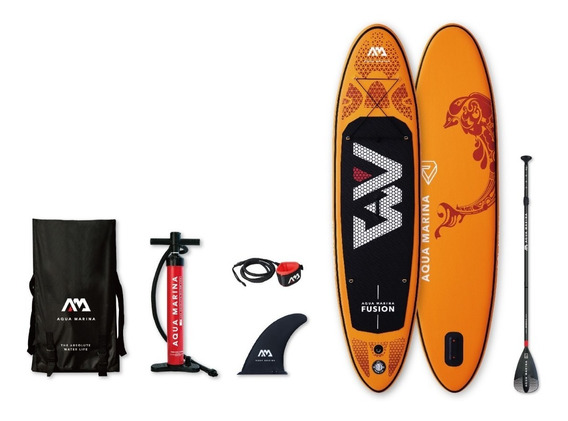 Stand Up Paddle/sup Inflable / Fusion Aqua Marina 10,4 Pies
