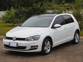 Volkswagen Golf 1.4 Tsi, Teto, Couro, Revisado, Impecável