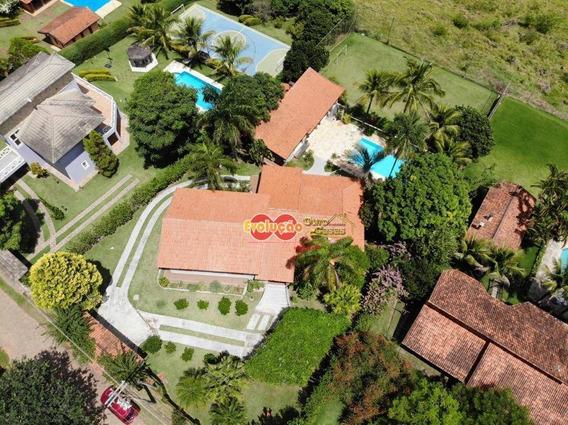 Casa - Condomínio Capela Do Barreiro - Ca3851