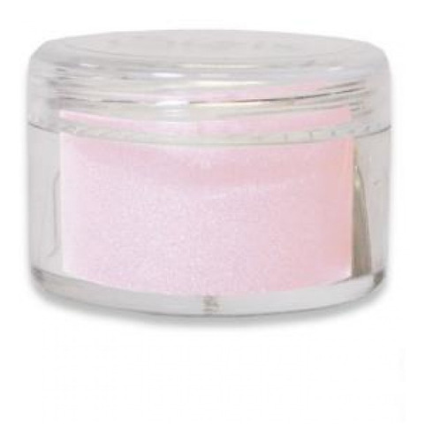Sizzix - Pó Para Emboss - Opaque Embossing Powder - Cherry B
