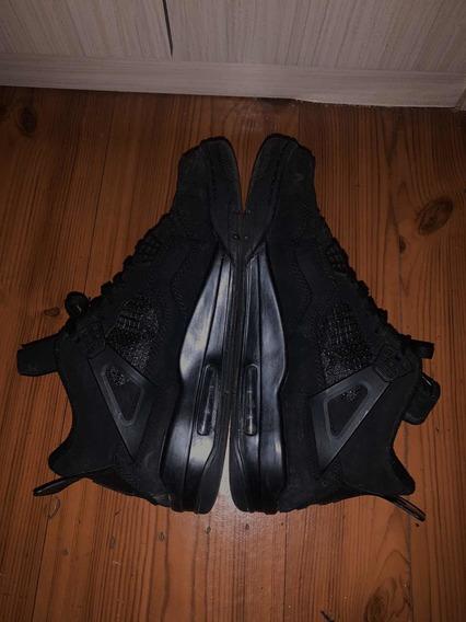 Tênis Jordan 4 Black Cat