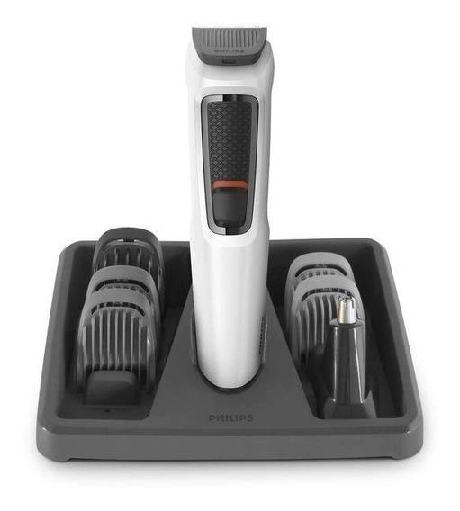Aparador Barba E Cabelo 7 Em 1 Philips Mg3721/77 Barbeador