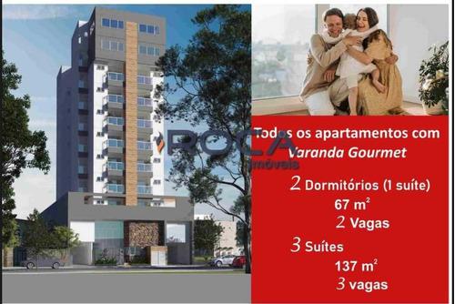 Venda De Apartamentos / Cobertura  Na Cidade De São Carlos 26793