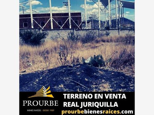 Imagen 1 de 4 de Terreno En Venta Real De Juriquilla