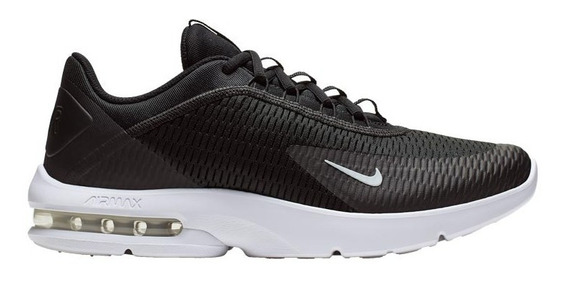 Tenis Deportivo Nike Air Max Advantage 3 Negro 002 Original!