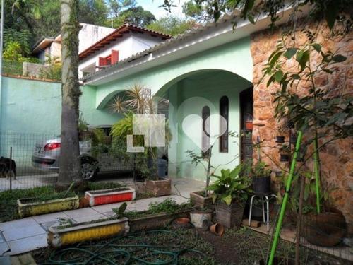 Casa Térrea No Bairro Tristeza, Com 3 Dorm Sendo U - 28-im412412