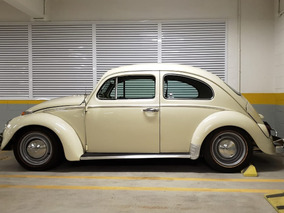 Volkswagen Fusca 1962 Pl Preta