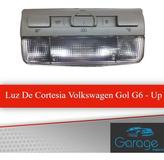 Luz De Cortesia Volkswagen Gol Saveiro Voyage Fox