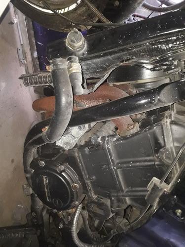 Imagem 1 de 2 de Kaeasaki Zx11 Zx 11 1990so O Motor