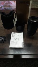 Lente Nikon Afs-vr Zoom-nikkor- 70-300mm F/4.5-5.6g If-ed Vr
