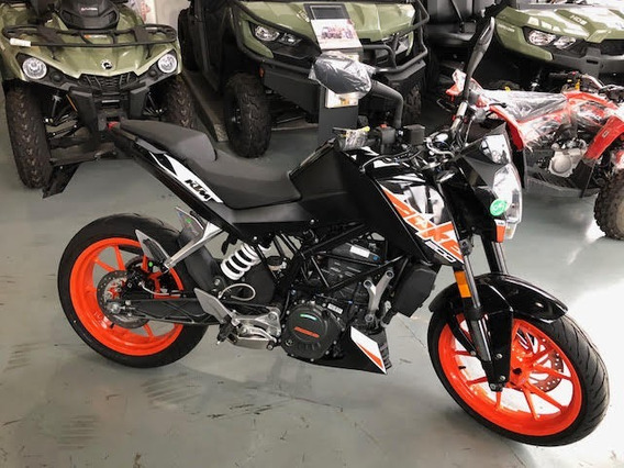 Ktm Duke 200 0km- Motoswift