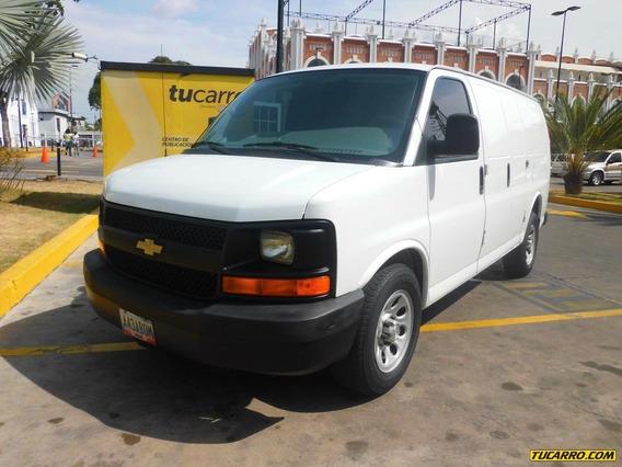 Chevrolet Van Automatico