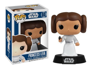 Funko Princesa Leia Star Wars Original Coleccionable