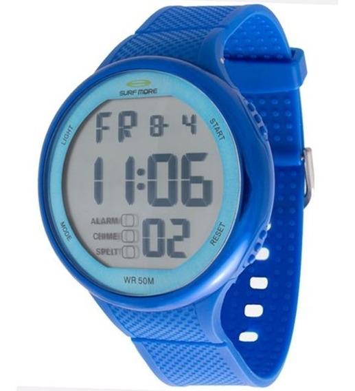 Relógio Surf More Masculino 6564491m Az Original Barato