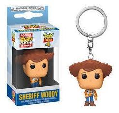 Funko Pop ! Chaveiro Toy Story