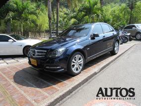 Mercedes Benz C 200 Cgi Cc 1800 At