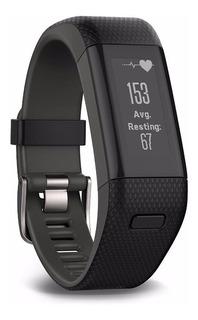 Reloj Garmin Vivosmart Hr+ Smart Watch Frec Cardiaca Con Gps