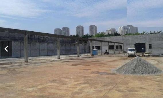 Terreno Comercial Para Locação, Vila Leopoldina, São Paulo. - Te0151