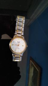 Relógio Dumont Saab Original Lindo