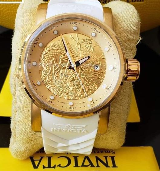 Relógio Yakusa Branco