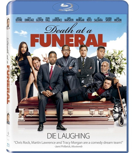 Blu-ray  Morte No Funeral