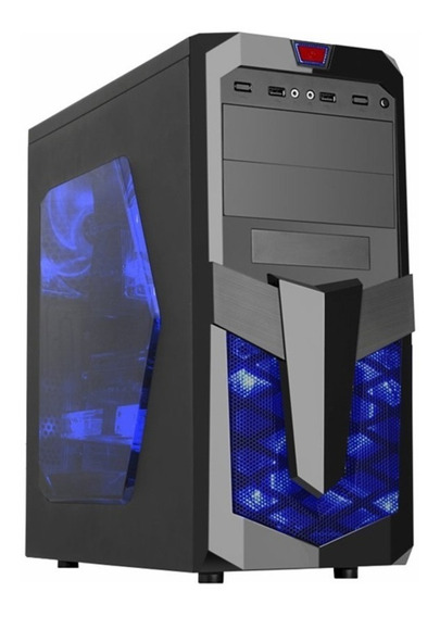 Pc Gamer 7480 A6 8gb Hd1tb 3.8ghz Radeon R5 Novo!