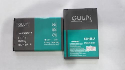Bateria LG Bl-45f1f K9 Marca Guupi Nueva Excelente Calidad