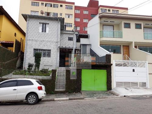 Sobrado Com 5 Dormitórios À Venda, 200 M² Por R$ 780.000 - Pirituba - São Paulo/sp - So0704
