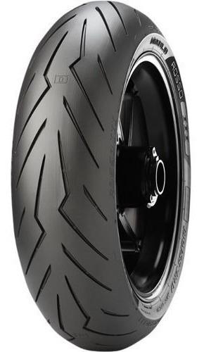 Pneu Traseiro Moto Pirelli Diablo Rosso 3 190/55-17 (75w)